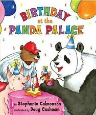 Birthday at the Panda Palace-ExLibrary