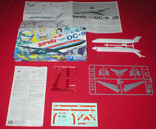 Hasegawa Indonesian Airways Garuda DC-9 1/200 Model Kit