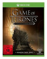 GAME OF THRONES-a telltale GAME NUOVO XBOX ONE GIOCO