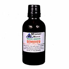 Remover for Silicone Medical Adhesive Glue - with flow control bottle