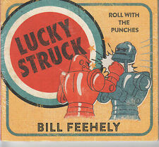 BILL FEEHELY - Lucky Struck - 2014 11-track CD - BRAND NEW & FACTORY SEALED!!