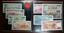 BANKNOTES OF VIETNAM COLLECTION IN SOUVENIR BOOKLET - CRISP UNCIRCULATED BILLS