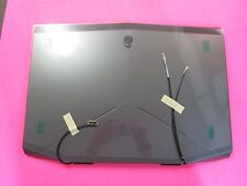 "NEW GENUINE Alienware M17X R5 LCD Back Cover 17.3"" No Hinges AM0UJ000420 WCGWC"