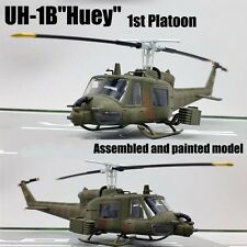 US Bell UH-1 Iroquois Huey helicopter aircraft 1/72 diecast plane Easy model