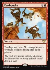 x4 Earthquake MTG Commander 2015 M/NM, English