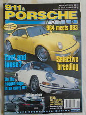 911 & Porsche World Feb 2001 Gemballa GT3, early 911
