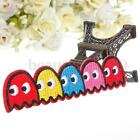 1PC Retro Monster Patch Pin Cute Tattoo Punk Sewing Kids Baby Cloth Decoration