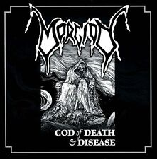 MORGION-GOD OF DEATH & DISEASE  CD NEW