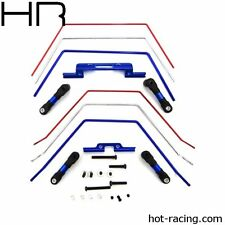 Hot Racing HRATE311SLC Front And Rear WIDE Sway Bar Kit Traxxas Slash