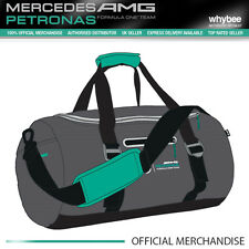 2015 Mercedes-AMG Formula One F1 Team Sports Gym Travel Bag Holdall Black