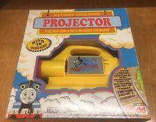 VINTAGE Thomas the Tank motore Proiettore per diapositive e diapositive in Scatola Raro di lavoro
