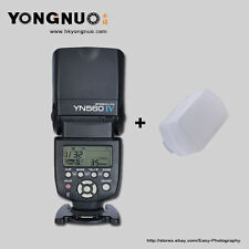 Yongnuo YN-560 IV  Speedlight for Sony RX100-II a6000 Nex7 RX10-II a99 a77 II