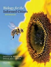 Biology for the Informed Citizen: With Physiology Instructor ed.by Donna Bozzone