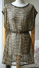 MISSONI MARE KAFTAN COVERUP DRESS IT 42 UK 10
