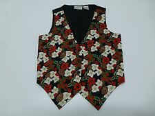 Basic Editions Mens Small Ugly Christmas Party Suit Dress Vest Great Condition
