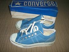 Converse Straight Shooter in HTF Light Blue, Old Stock, Size Boys 3, OriginalBOX