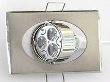 Supporto per Faretto LED incasso MR16 - GU10 alluminio lampadina G4 lampada SE