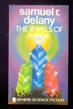 Samuel DELANY The Jewels of Aptor, Sphere SF 1971 1st paperback (library copy)