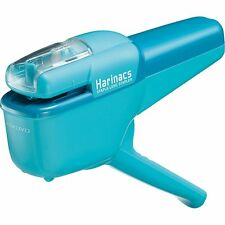 New Kokuyo Harinacs Stapleless Stapler SLN-MSH110 Blue 10 papers