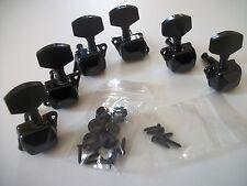 NEW Mécaniques 3x3  - black - pour Gibson SG, Les Paul...