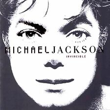 CD - Michael Jackson - Invincible (POP) MINT & SEALED