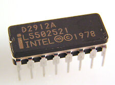 Intel D2912A PCM Transmit/Receive Filter Ceramic DIL 16 OMA46F