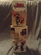 TRIFRORCE HREO PROMO DISPLAY STANDEE NINTENDO MARIO ZELDA(FACTORY SEALED) POSTER