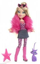 Bratz Catz Fashion Doll With Pet Cat – Cloe