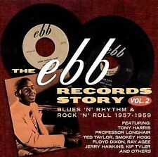 The Ebb Records Story Vol. 2, Professor Longhair, Ted Taylor, Ray Agee, GREAT!