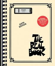 The Real Book Volume 1 Sheet Music Book USB Flash Drive Pack Real Book 000110604