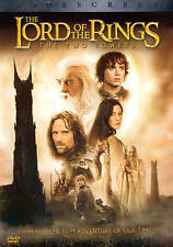 Lord of the Rings: The Two Towers (DVD, 2014, 2-Disc) NEW