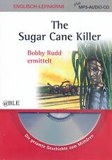 Englisch Lernkrimi + The Sugar Cane Killer + plus MP3 Audio CD + Lesen + Hören
