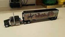 1/64 Ertl/DCP/Speccast custom Smokey and the Bandit Snowman Reefer Trailer.