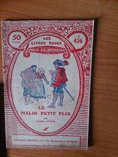 LE LIVRES ROSES POUR LA JEUNESSE N° 456 : LE MALIN PETIT LUTIN