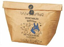 Studio Ghibli My Neighbor Totoro Cooler Lunch Bag Wax Paper Look