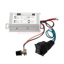 DC 12V 24V 36V 48V PWM Motor Speed Control Switch Controller