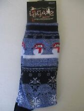 LEGALE CHRISTMAS SOCKS SIZE 9-11 98% POLYESTER