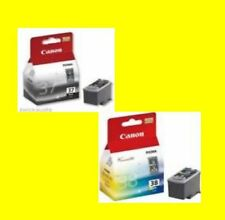 original Cartouches CANON CL-38 PG-37 Pixma iP 1800 MP 140 190 210 220 470 MX300