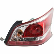 2013 2014 2015 NS ALTIM 4D SEDAN TAIL LAMP LIGHT RIGHT PASSENGER SIDE (W/O LED)