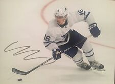 MITCH MARNER SIGNED 11x14 TORONTO MAPLE LEAFS STAR AUTOGRAPH