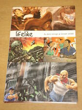 LIFELIKE IDW DARA NARAGHI HARDBACK GRAPHIC NOVEL  9781600101229