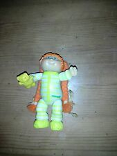 "CABBAGE PATCH KIDS DOLL 1980'S  POSEABLE FIGURE 3 1/2"" DOLLY VINTAGE RARE"