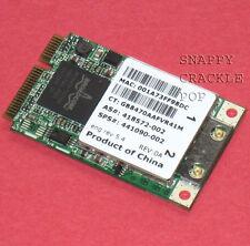 HP Pavilion DV9200 DV9300 DV9400 DV9500 DV9600 DV9700 DV9800 AMD Wireless Card