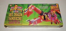 Mighty Morphin Power Ranger Red Dragon Thunderzord FOR PARTS OR REPAIR