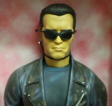 TERMINATOR 2 : 1/4  SCALE T-800 TERMINATOR BOXED ACTION FIGURE (DJ)