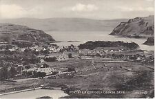 View From The Golf Course, PORTREE, Isle Of Skye, Inverness-shire
