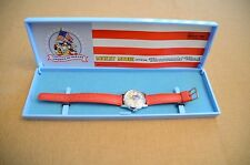 Bradley Time Mickey Mouse Official Bicentennial Watch In Original Case