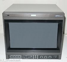 JVC 17inch DT-V1710CG ( dtv1710cg) Monitor with HDSDI and RGB input options