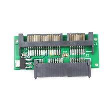 1.8 Inch Micro SATA HDD SSD 3.3V to 2.5 Inch 22PIN SATA 5V Adapter Useful