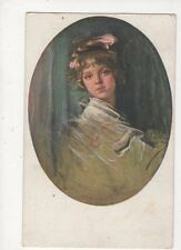 Kiss Rezso Evike 1918 Art Postcard Hungary 570a